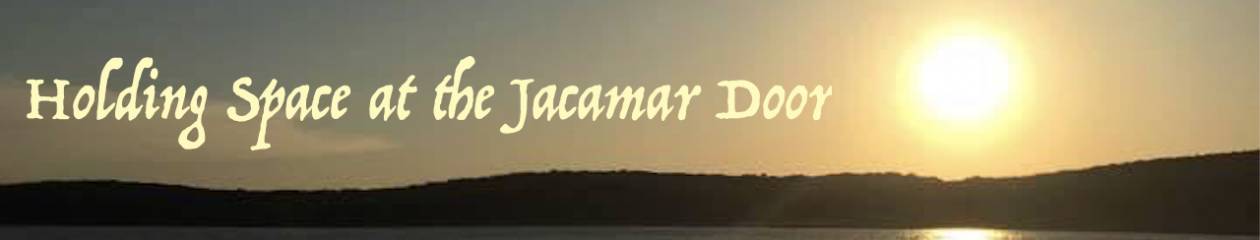 At the Jacamar Door